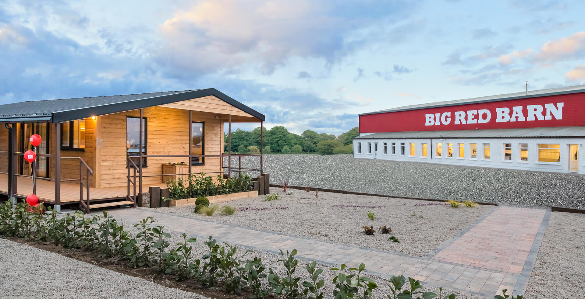 Modular Homes by the Big Red Barn